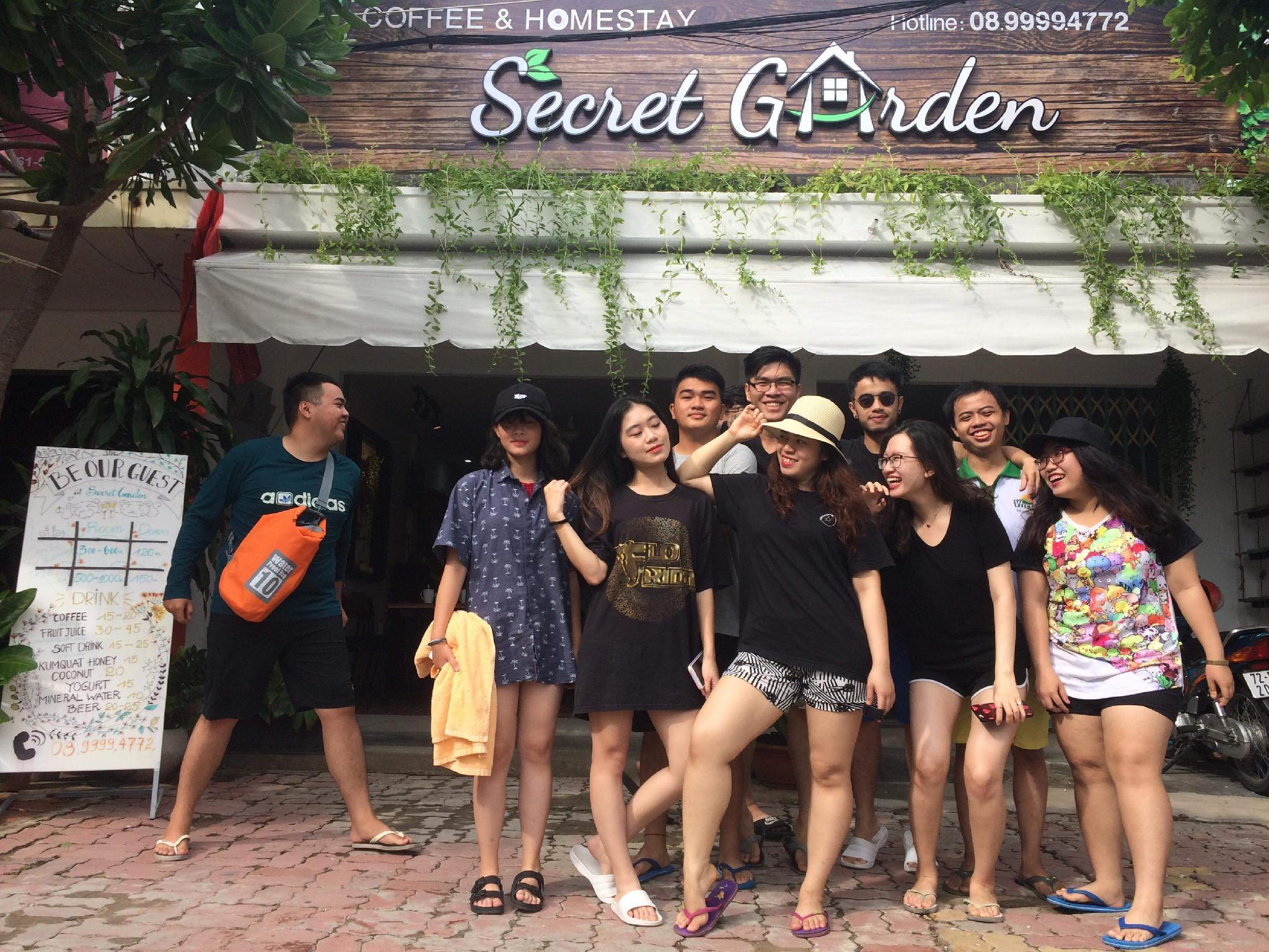 Secret Garden Coffee And Homestay   Vung Tau