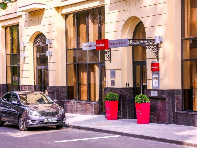 Mercure Rostov On Don Center