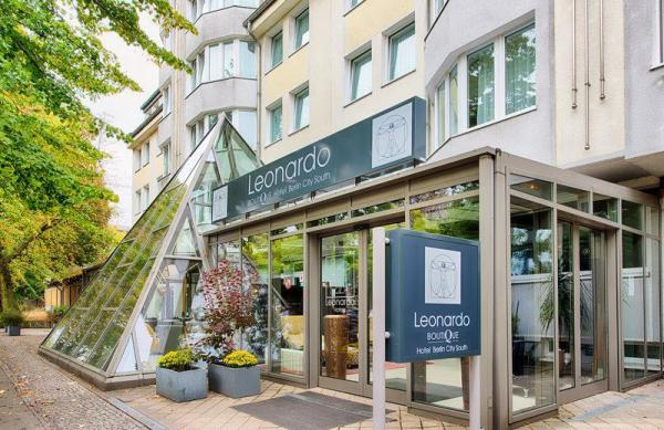 Leonardo Hotel Berlin City Sud Berlin