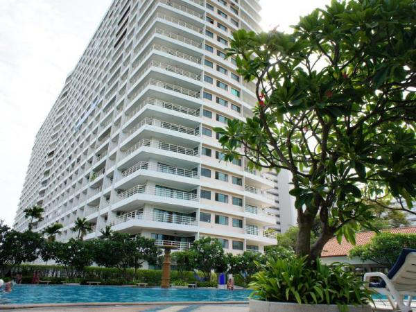 View Talay 5 Condominium Building C by Pattaya Group Pattaya