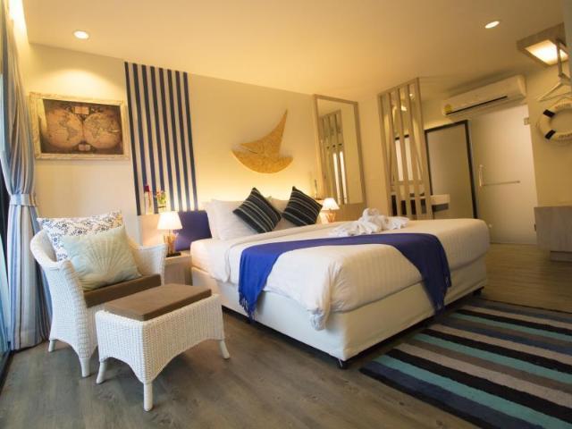 โรงแรมเดอะ บลู เพิร์ล กะตะ – The Blue Pearl Kata Hotel
