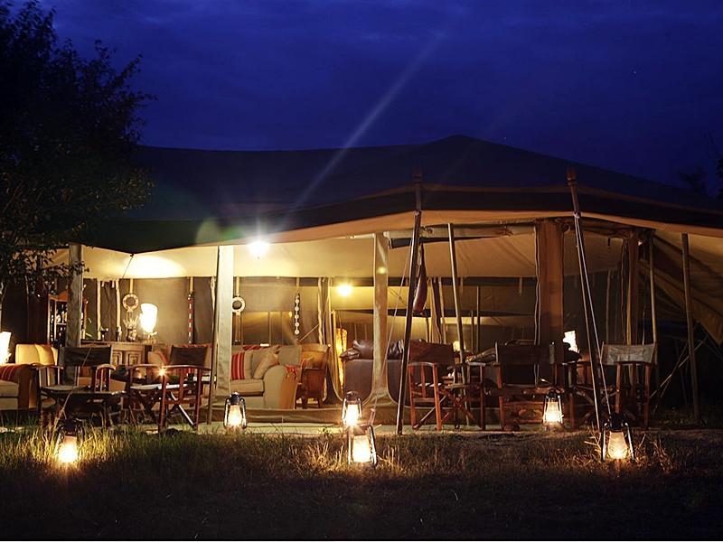 Mara Ngenche Safari Camp   Maasai Mara National Reserve