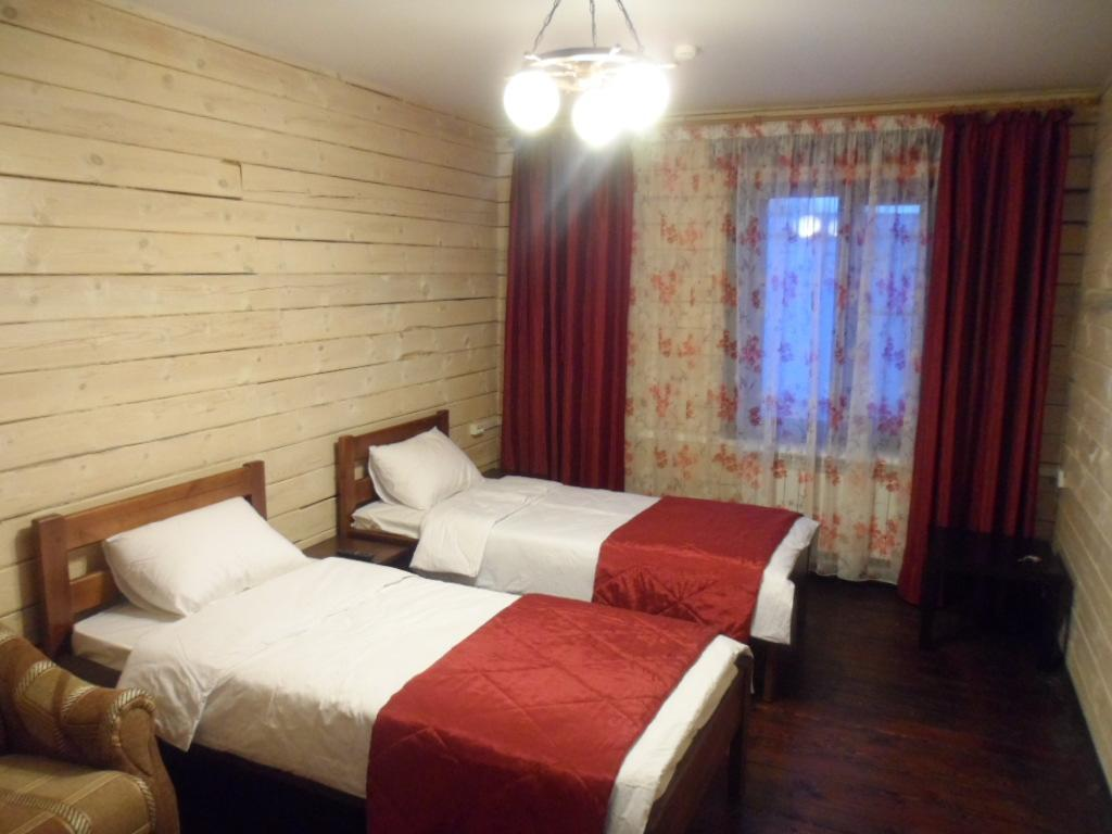 Baikalskaya Solyanka Hotel Reviews