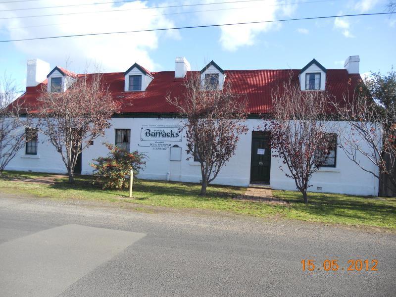 Sorell Barracks Cottage