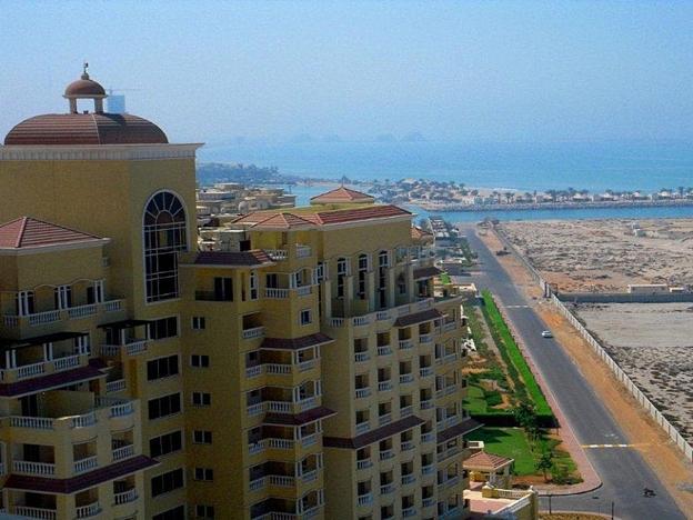 2 Bedroom Apartment Executive   Al Hamra Village