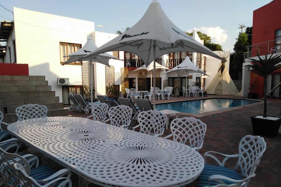 Khayalami Boutique Hotel