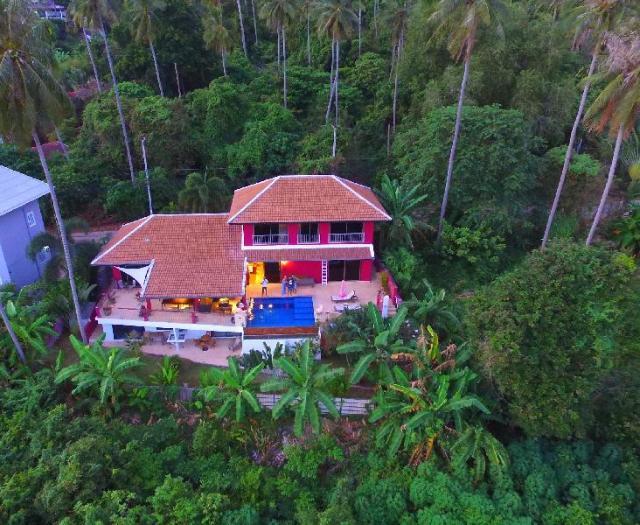 สมุย พิงค์ เฮาส์ – Samui Pink House