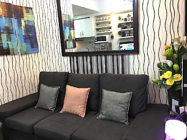 1-BR CONDO FOR RENT AT FIELD RESIDENCES (ROOM #1) Manila