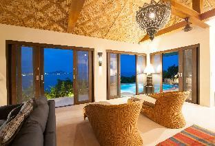 [ラマイ]ヴィラ(180m2)| 2ベッドルーム/2バスルーム Luxury Thai Style Villa with Rock pool Sea-View.