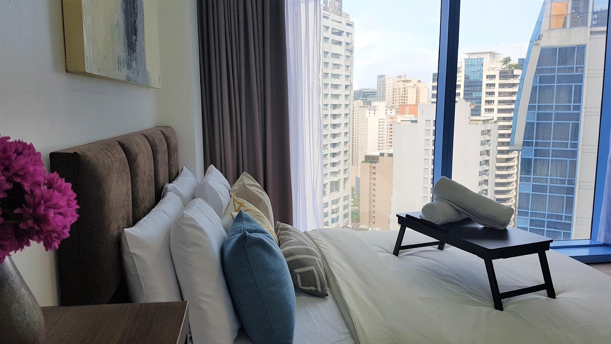 Luxurious New Pad @ Heart Of Makati CBD 25MbpsWiFi