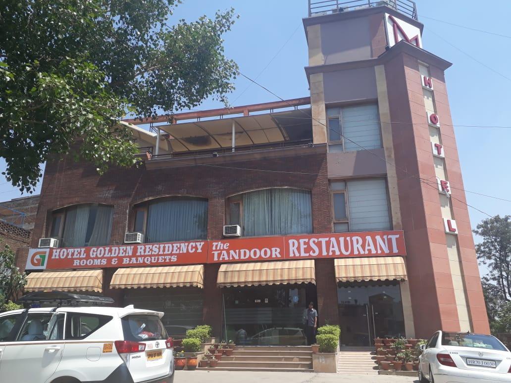 Hotel Golden Residency Kalka