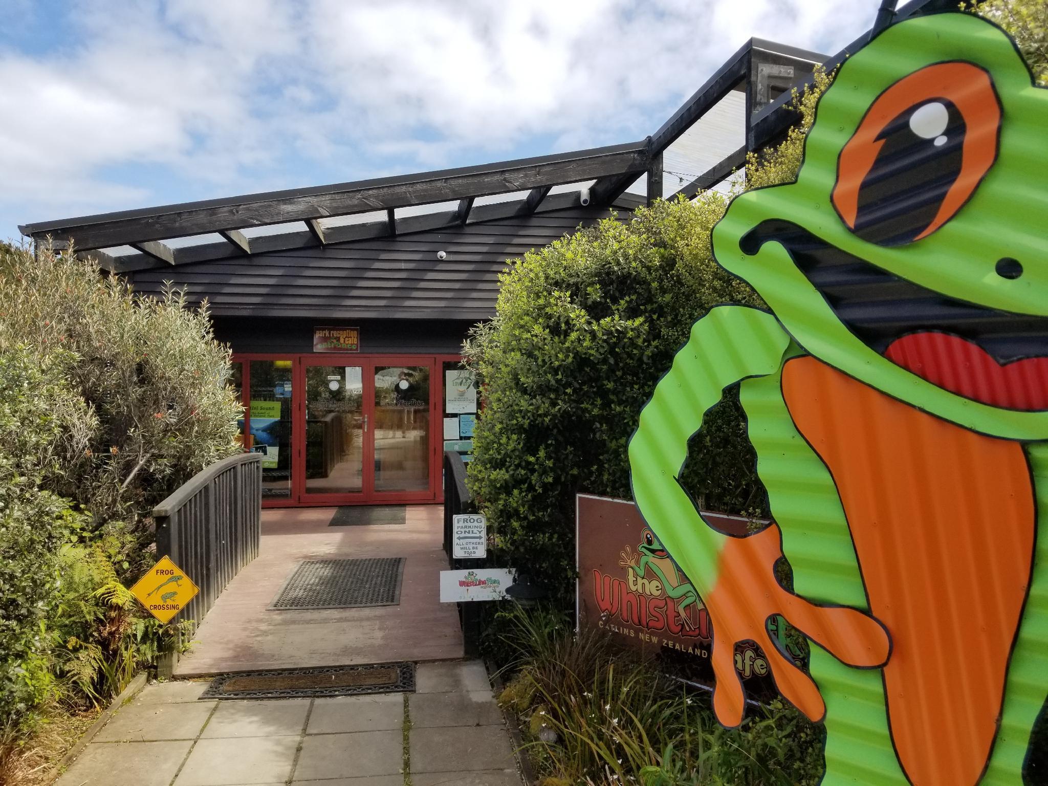The Whistling Frog Resort