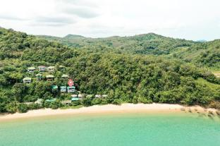Panoramic View over the Beach in Tropical Paradise - Phuket