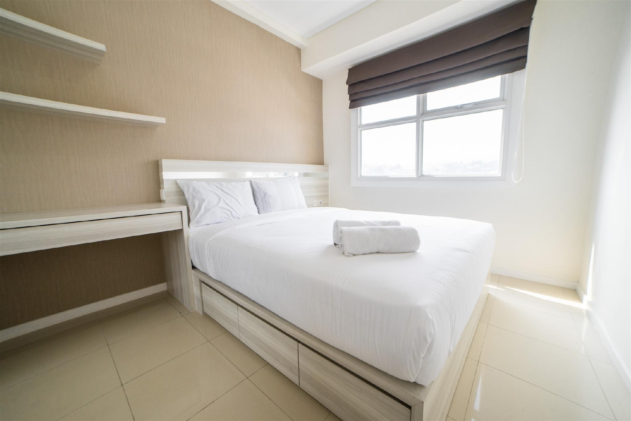 Cozy 1BR Apartment @ Parahyangan Residence