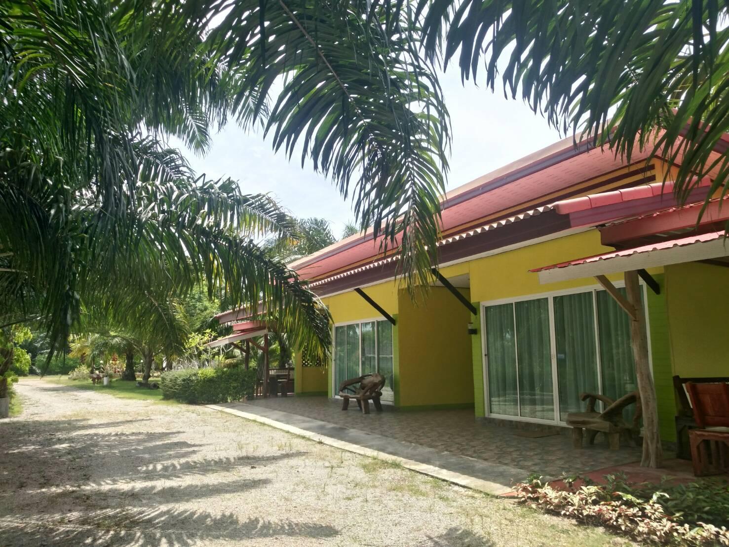 Baan Suan Nam Resort