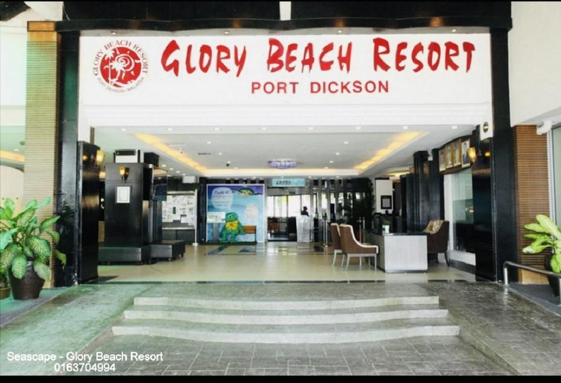 Seascape Glory Beach Resort   2 Bedrooms Apartment