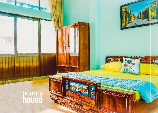Sunny House  - The house of flower Ho Chi Minh City