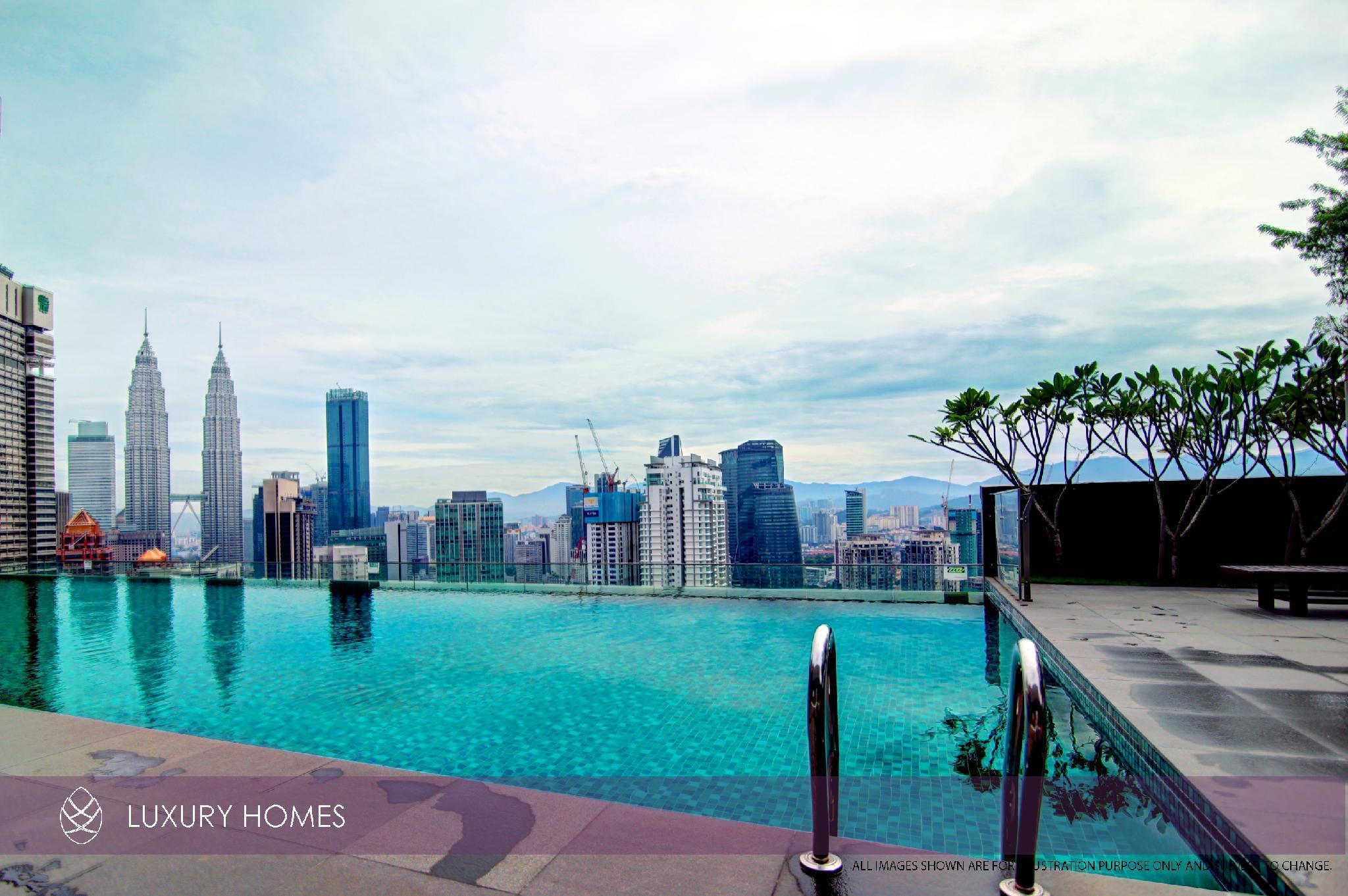 Dorsett Residences Bukit Bintang by R&B