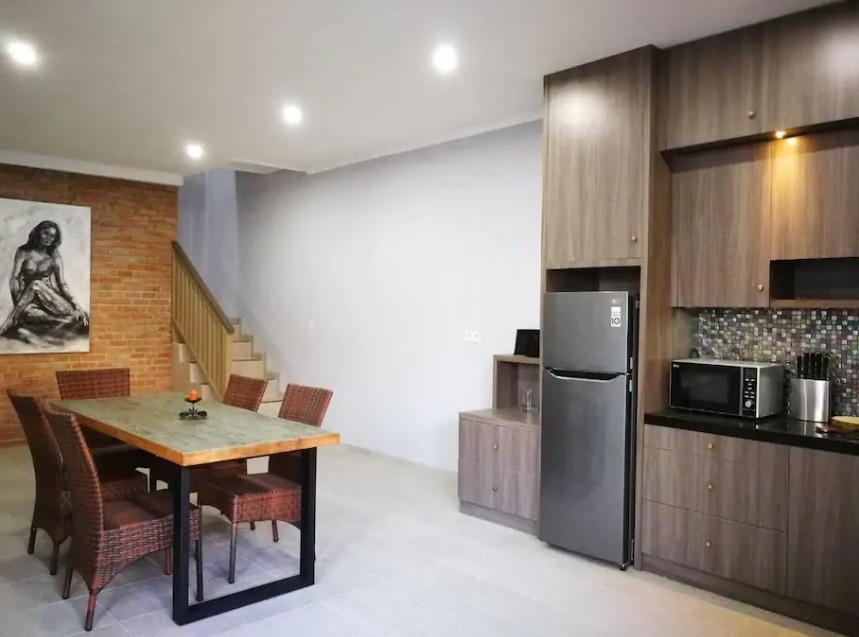 221 Spacious One Bed Room Apartment At Canggu