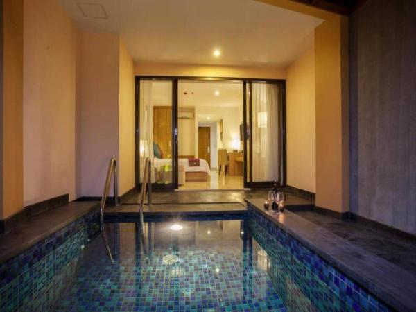 #190 Suite Room With Private Pool Close To Airport Bali
