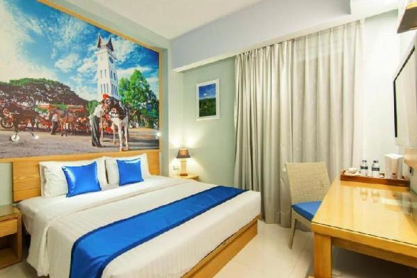 #238 Cozy Room in Kuta Center Bali