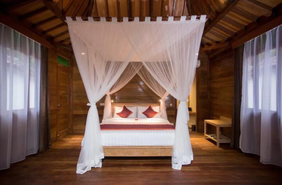 149  Stunning Room Garden View In Ubud
