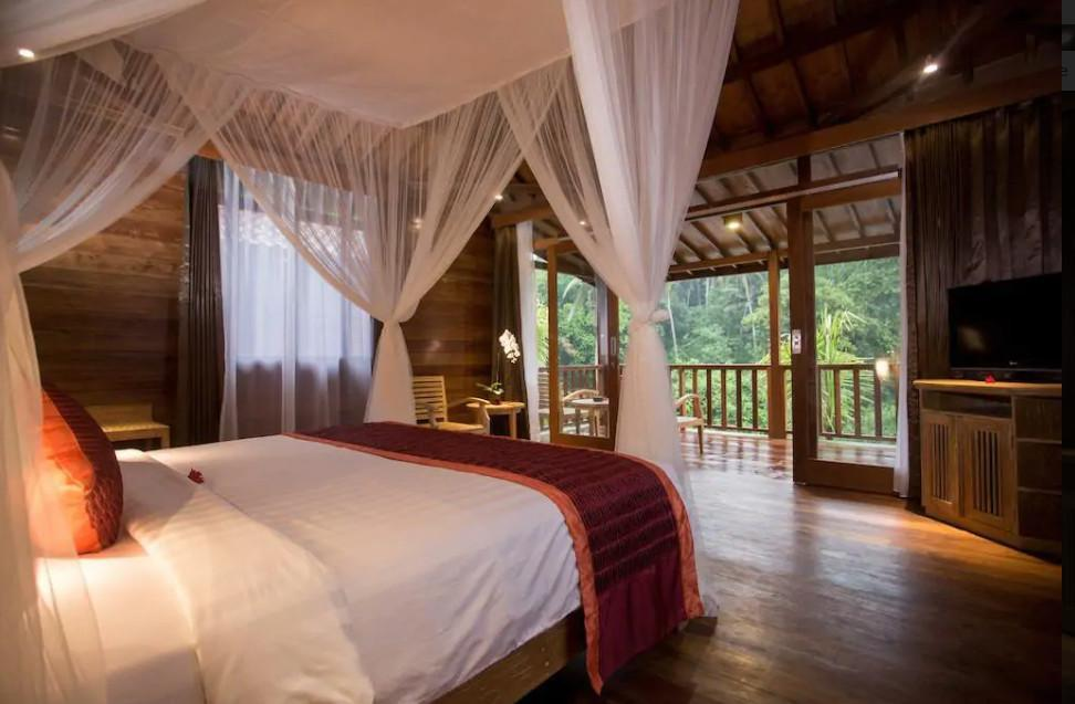 144 Stunning Room Garden View In Ubud