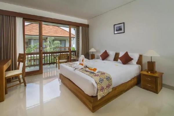 #153  Best Room at Ubud Center Bali
