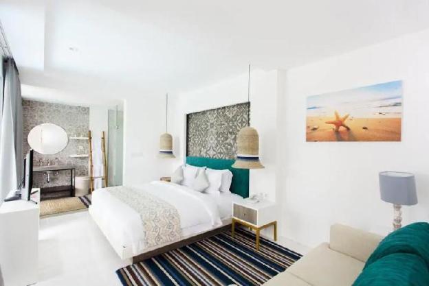 #129 Suite Room Ktchn & Pool Beach Front Nusa Dua