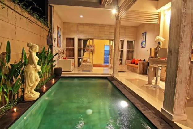 #173 Suite Room With Ktchn & Private Pool In Ubud