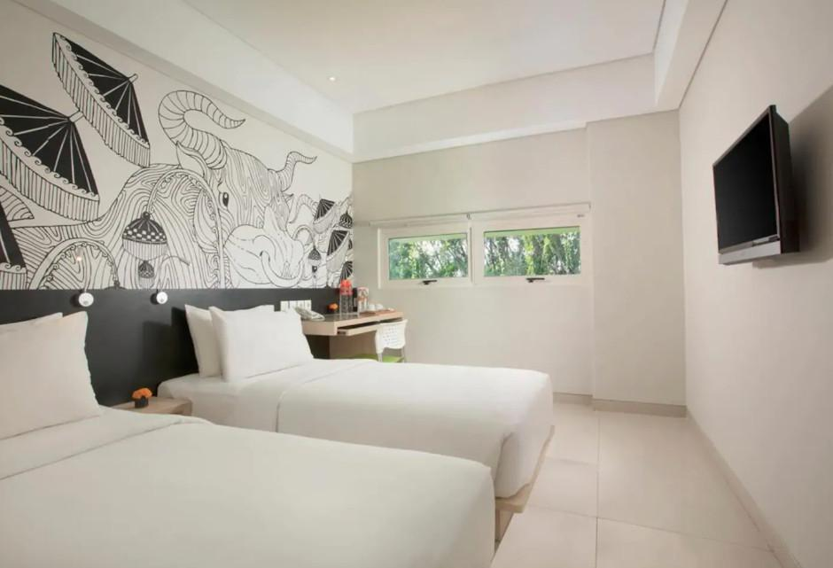198 Best Room Close Ngurah Rai Airport