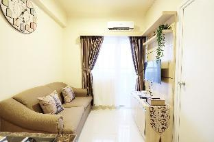 2BR Green Pramuka Apt with Mall Access By Travelio Jakarta Utara
