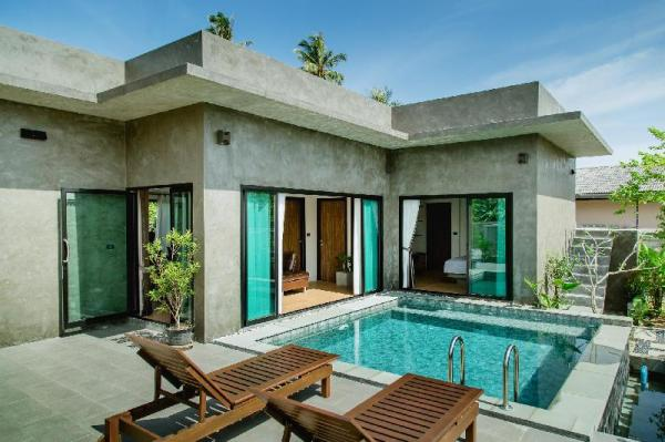 RAKSA private pool villa Krabi