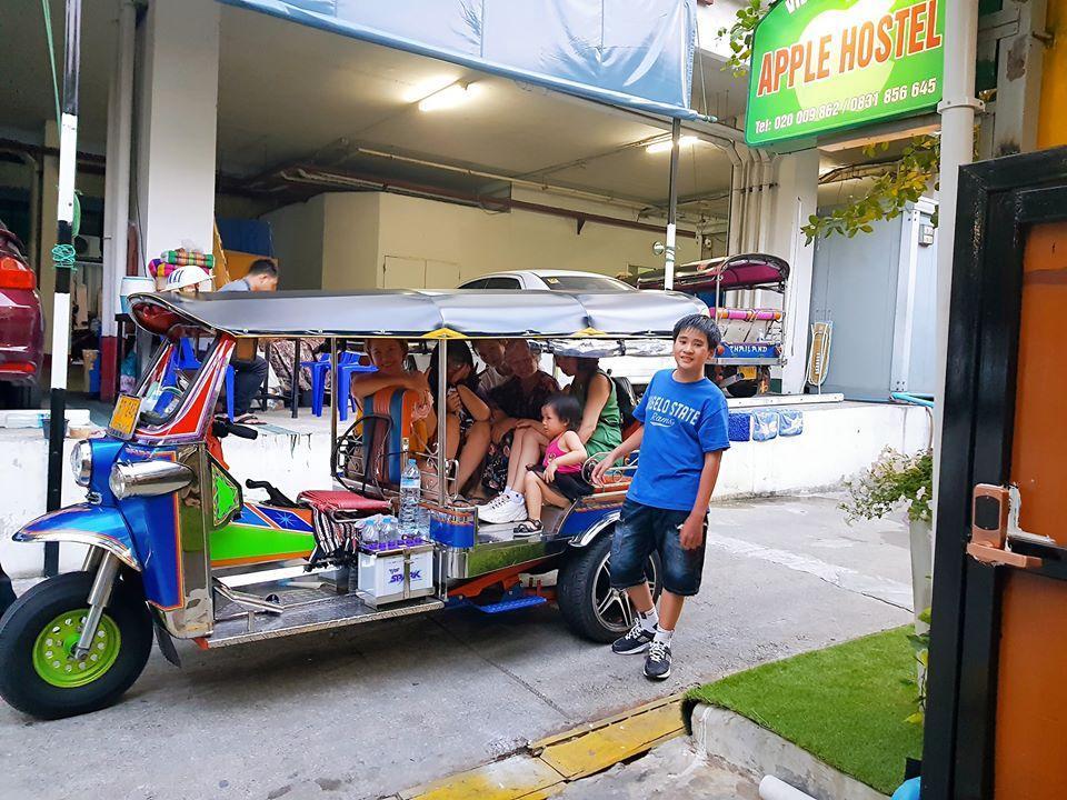 Apple Hostel Bangkok