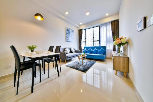 New!!! The Tresor Apartment TS-816 Ho Chi Minh City
