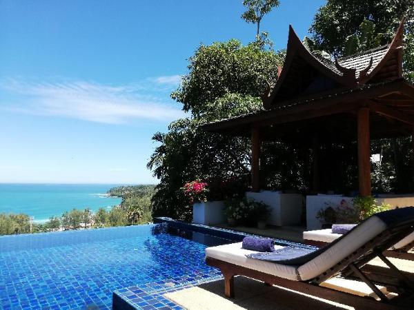 Surin Beach Villa Phuket