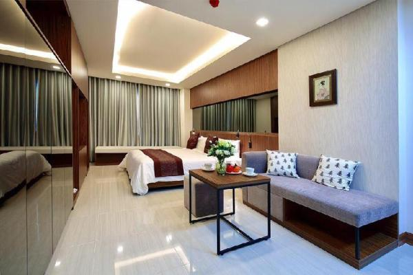 AURORA BY GLENWOOD SERVICED APARTMENT Ho Chi Minh City
