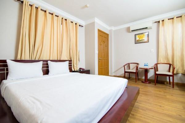 Quynh Giang Hotel Tan Binh Dist Ho Chi Minh City