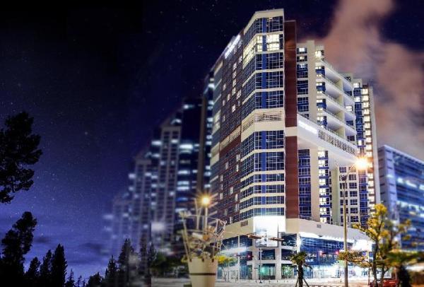 Centum Premier Hotel Busan