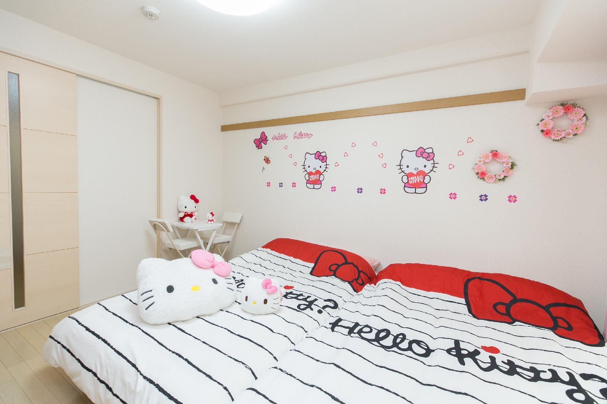 Hello Kitty Room In Tengachaya 202
