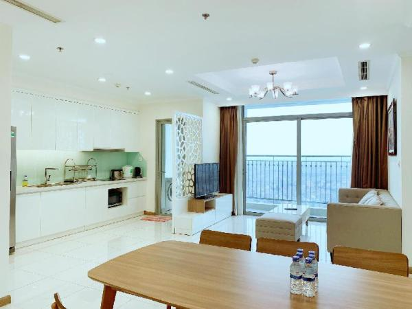 3 Bedroom Apartment in Vinhomes Central Park Ho Chi Minh City