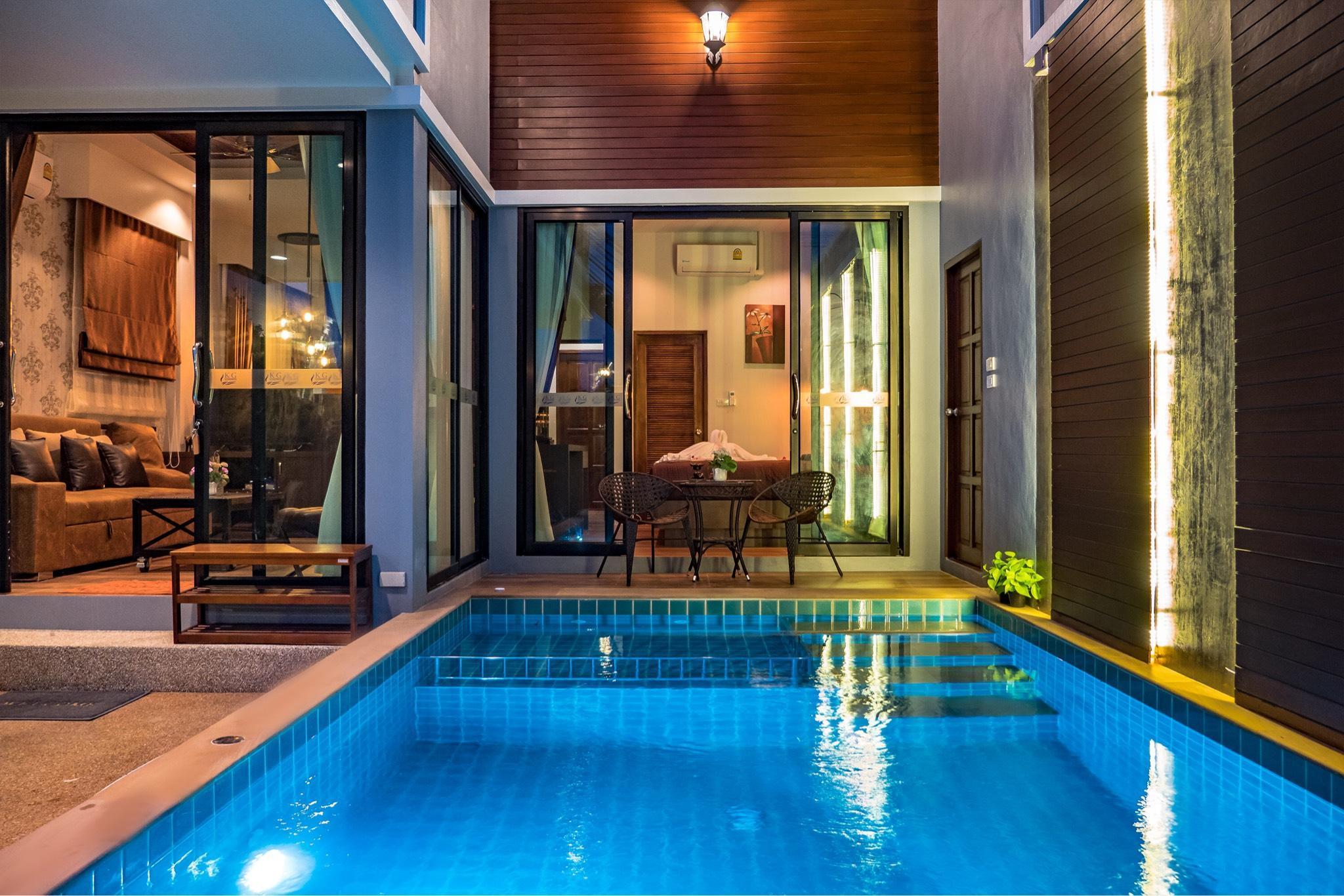 KG Private Pool Villa KG 92