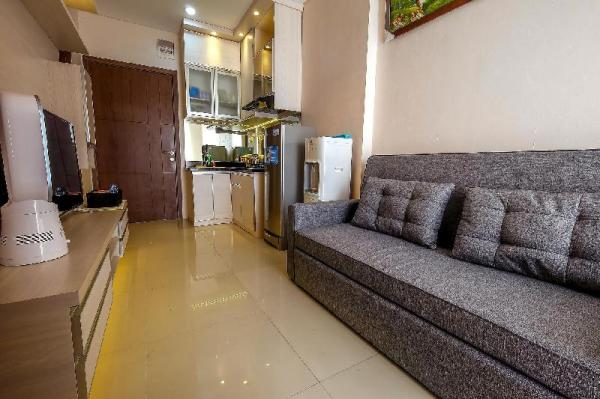 Modern Apartment 2 BR Northland Ancol By Travelio Jakarta