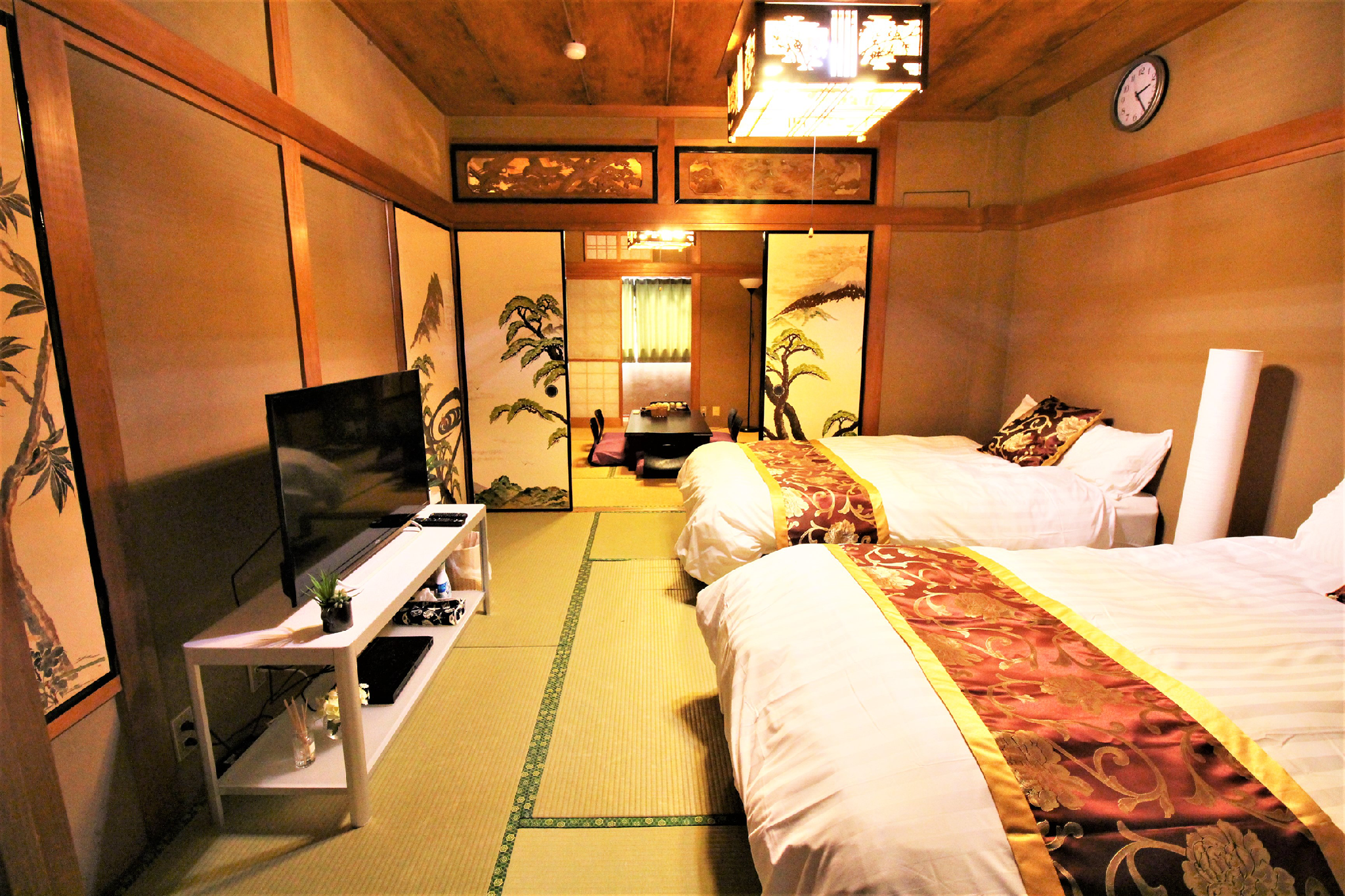 MAX19ppl Japanese Style House 6BedRoom Free Wi Fi.