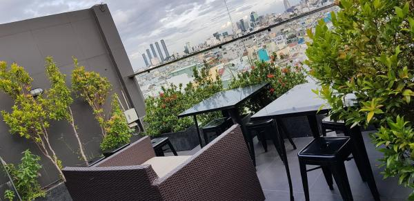 The Elysian Apartment for rent Ho Chi Minh City