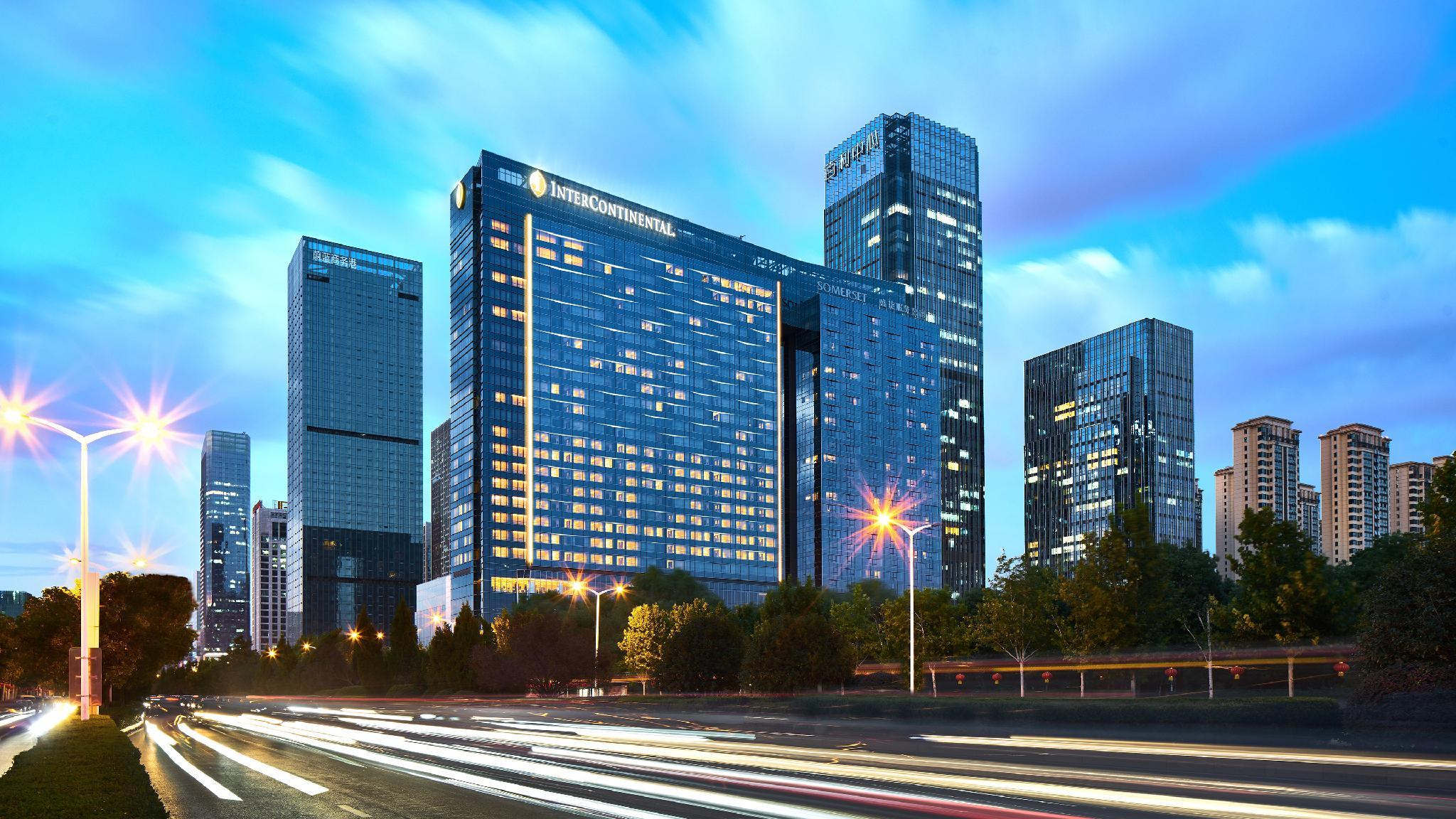 Review Intercontinental Hefei