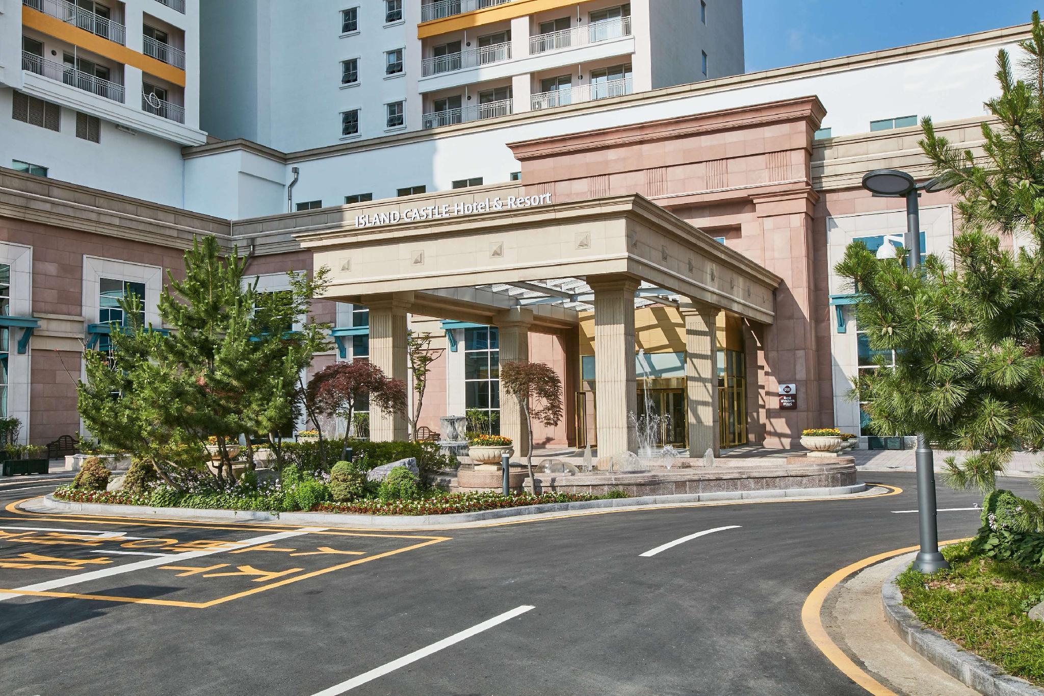 Best Western Plus Island Castle Hotel