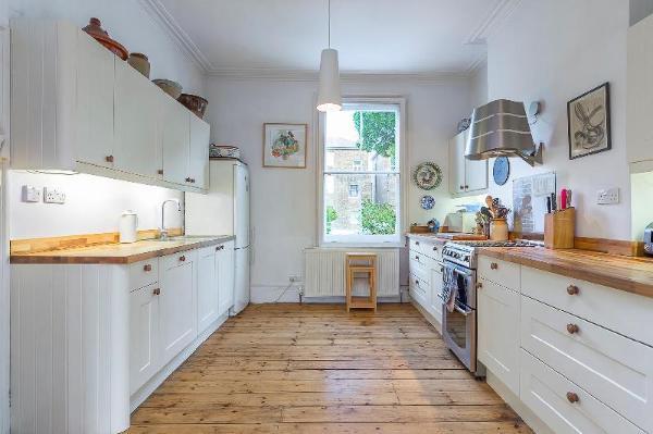 Quiet Home near Hampstead Heath London