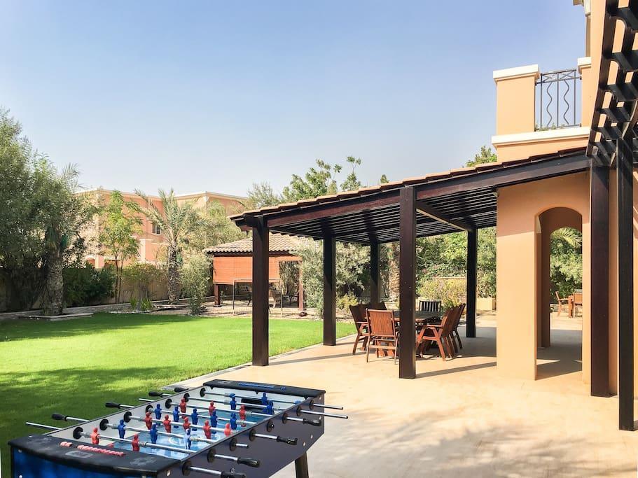 Stunning 5BR Luxury Villa In Arabian Ranches