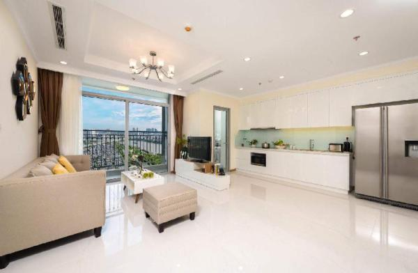 Jenny Luxury Apartment - Vinhomes Central Park Ho Chi Minh City